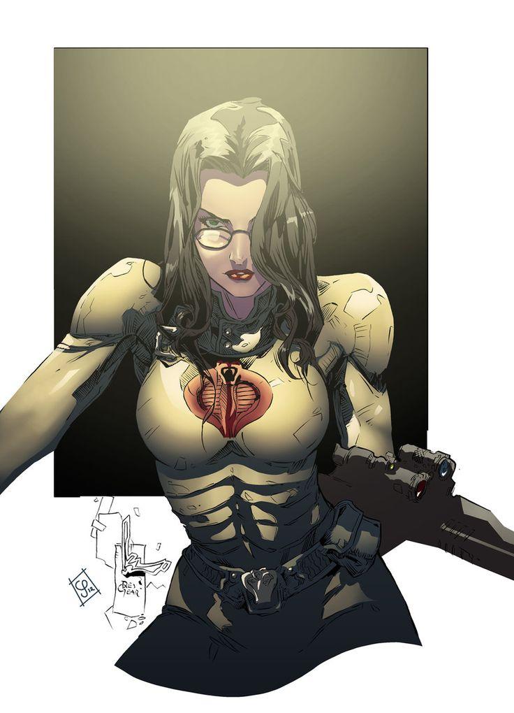 baroness comic