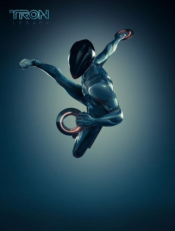 TRON: LEGACY....I'm such a tomboy!!