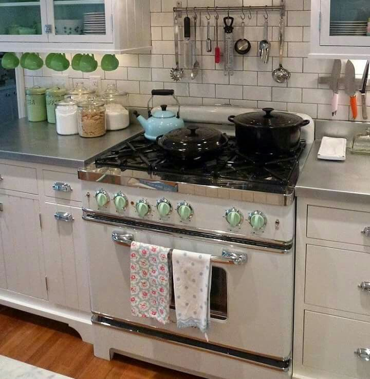 Best 25+ Retro stoves ideas on Pinterest Vintage stove, Vintage - küche retro stil