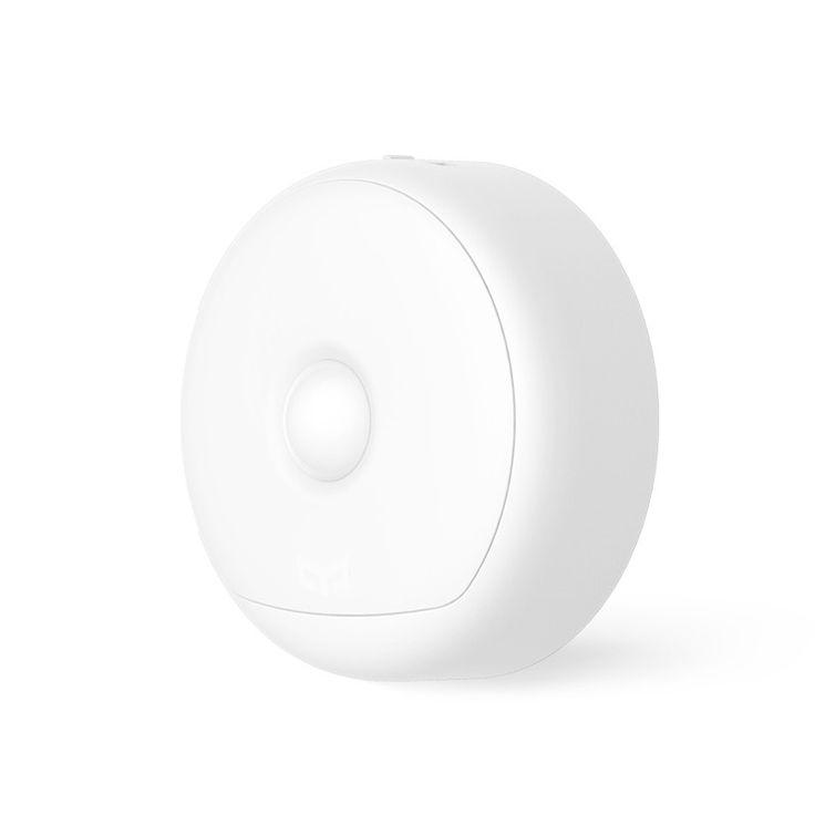 Xiaomi Yeelight LED Infrared Body Motion Sensor Night Light Smart USB Rechargeable Magnetic Lamp