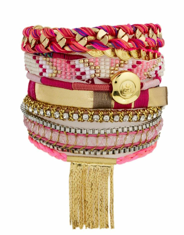 stunning #brazilian #armcandy for the summer! loving #hipanema bracelets right…