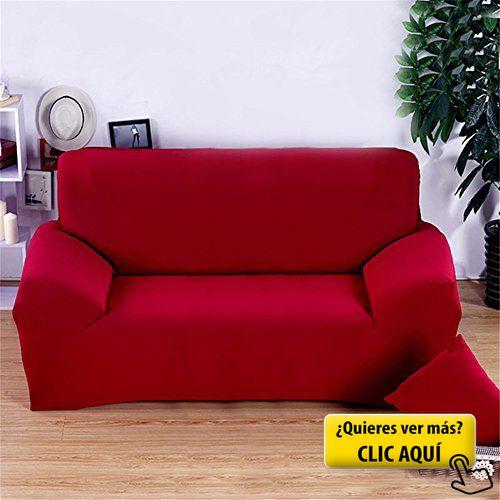 Funda Cubierta de Sofá con Capacidad Elástica de... #sofa