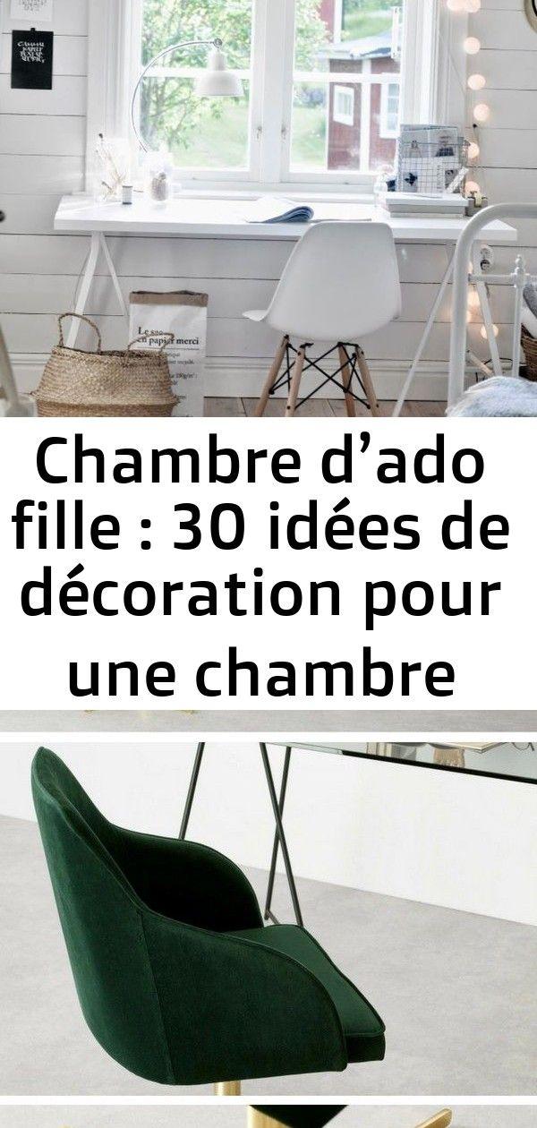 Chambre D Ado Fille 30 Idees De Decoration Pour Une Chambre Moderne 91