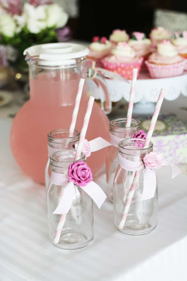 Vintage Tea Party Party Ideas | Photo 2 of 9 | Catch My Party