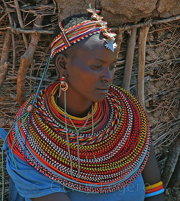 Beads For Life Africa | So all in all, the neck is a rather fascinating, precious part of our ...