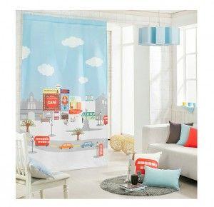 cortinas separadoras ambientes loft copia