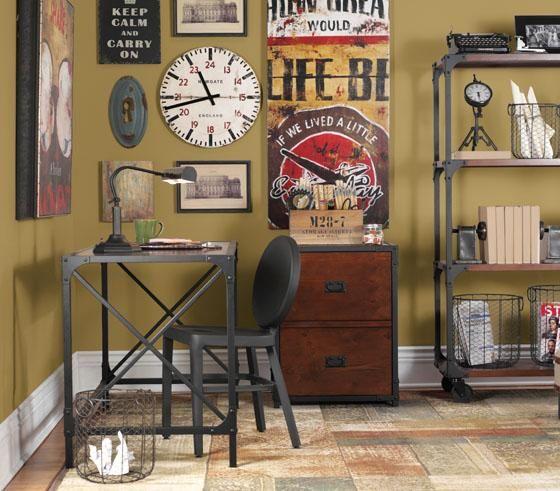 die besten 25 eck b cherregal ideen auf pinterest besteckeins tze schreibtisch aus der mitte. Black Bedroom Furniture Sets. Home Design Ideas