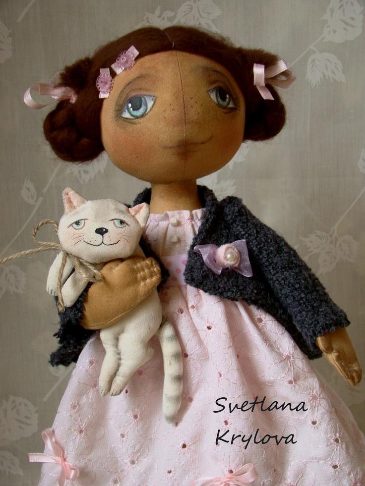 Волшебный чедоманчик: Тыквы go to dolls(49)  on the side to see more dolls