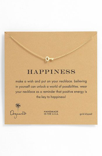 Dogeared 'Whispers - Happiness'...   $66.00