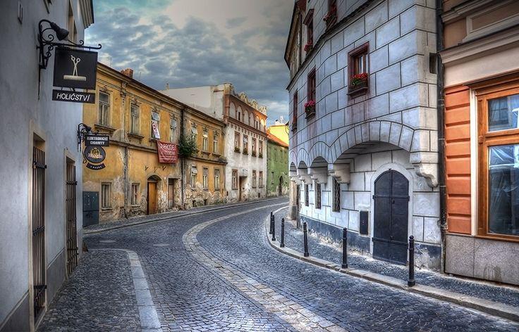 Velká Mikulášská ulice