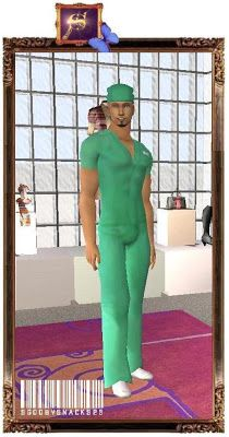 Male-Order Bride: Sgoobysnacks29: Hospital Scrubs for the Reg BB