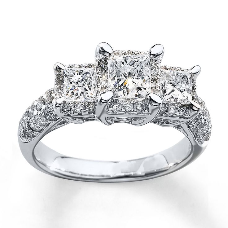 1000 Ideas About 3 Stone Rings On Pinterest 3 Stone