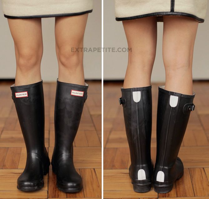 Review: Hunter Kids Rain Boots for Women **I have kids size six and they fit perfectly