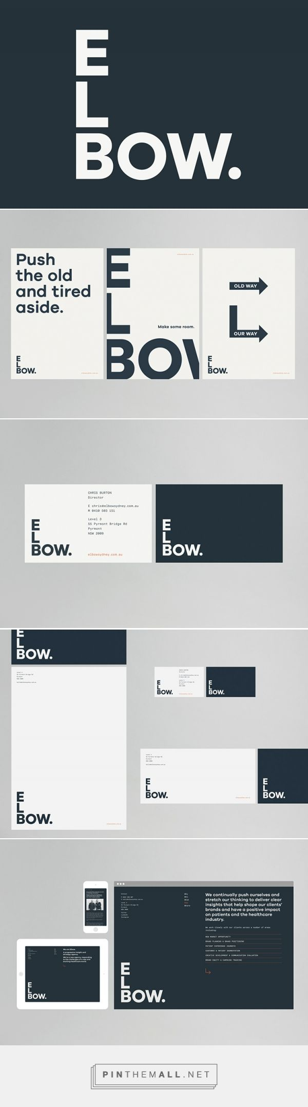 Elbow by Christopher Doyle & Co.