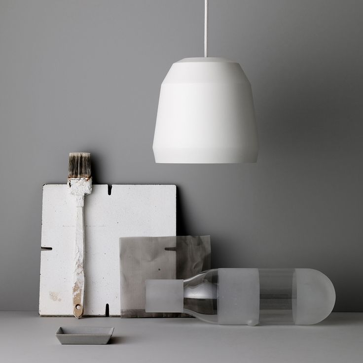 A simple uncomplicated pendant designed by Cecilie Manz