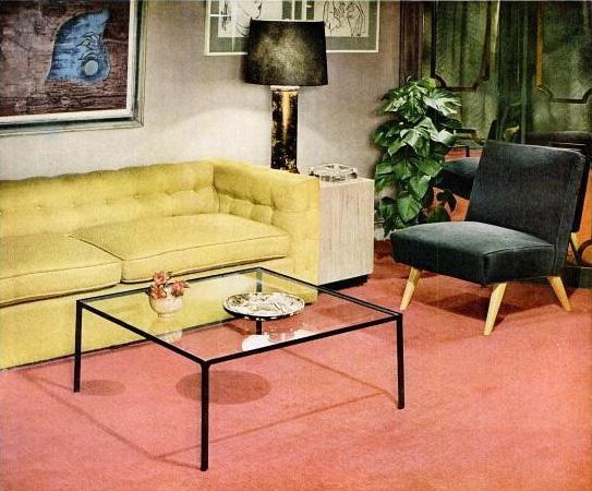 17 best 1950s living room images on Pinterest 1940s living room