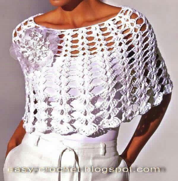 93 best bufandas y cuellos de crochet images on Pinterest | Cuellos ...