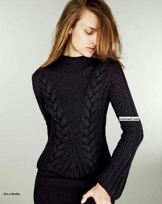 http://mslanavi.com/2015/02/modnyj-pulover-spicami-ot-iris-von-arnim/