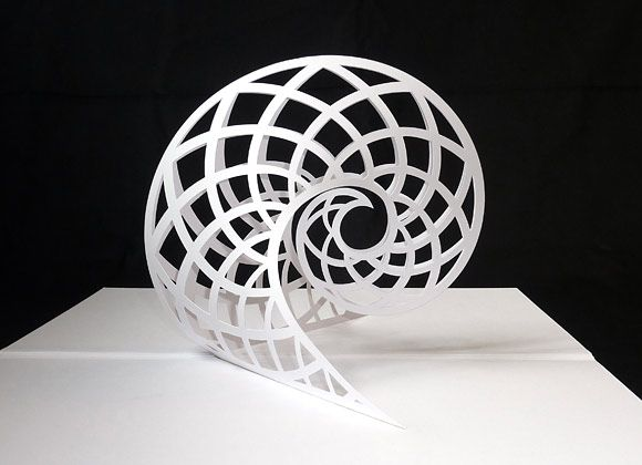 Five Pop-Up Sculptures – Peter Dahmen