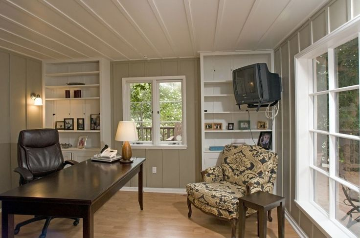 cottage home office   find more amazing designs on zillow