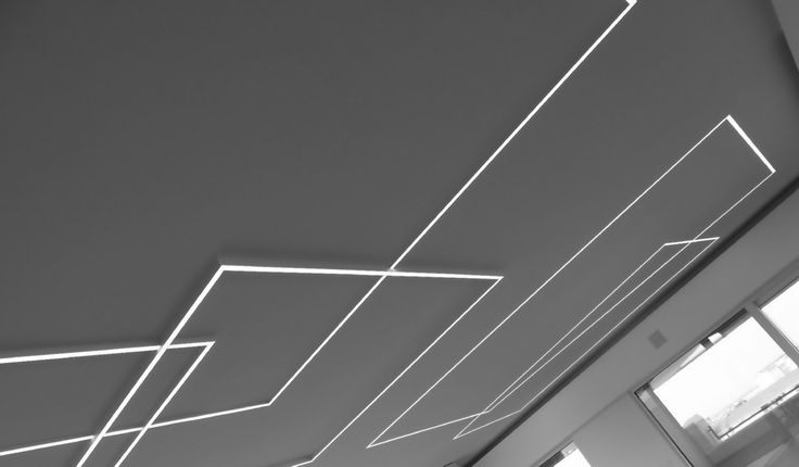 Prolicht x-small, inbouw gecombineerd met opbouw profiel
