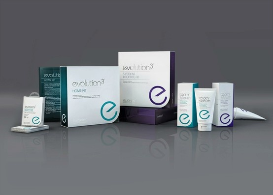 The ultimate teeth whitening system
