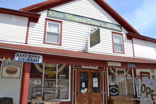 Old Mission General Store Traverse City Mi Kid