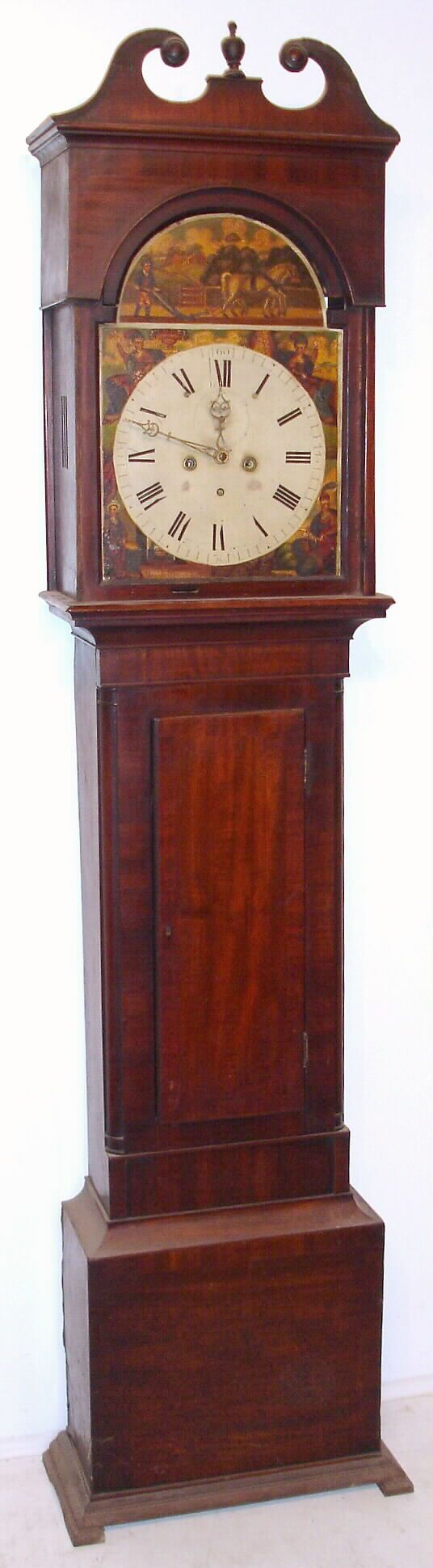 Antique Clock Details