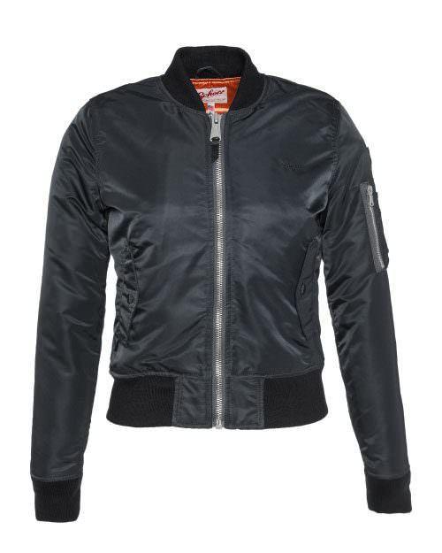 Lovely Die Bomber Jacke ist aus dem Kleiderschrank einer jeden Fashionista nicht mehr wegzudenken Auch Heidi Klum u Co tragen das Modell