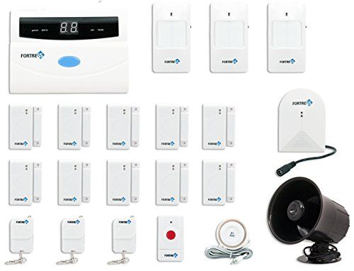 Special Offers - Fortress Security Store (TM) S02-E Wireless Home Security Alarm System Kit with Auto Dial  Outdoor Siren  Glass Sensor - In stock & Free Shipping. You can save more money! Check It (June 20 2016 at 02:48PM) >> http://smokealarmusa.net/fortress-security-store-tm-s02-e-wireless-home-security-alarm-system-kit-with-auto-dial-outdoor-siren-glass-sensor/