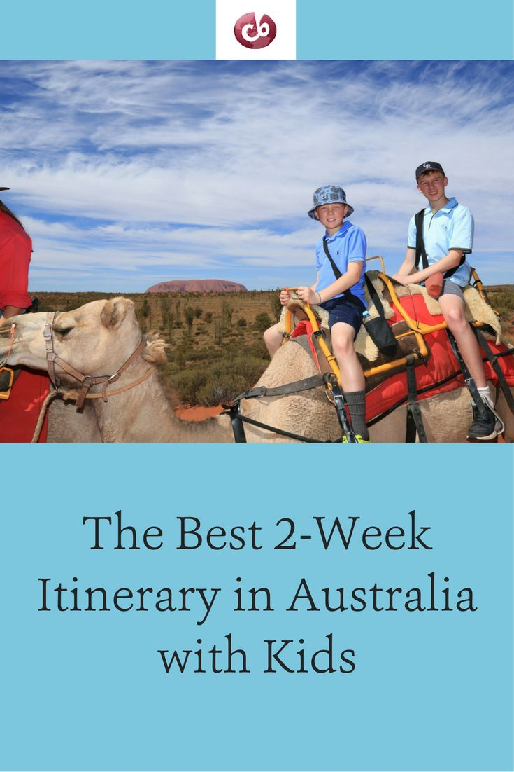 Best Itinerary for 2 Weeks in Australia with Kids