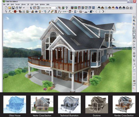 Top ten best Cad softwares for architects and engineering.