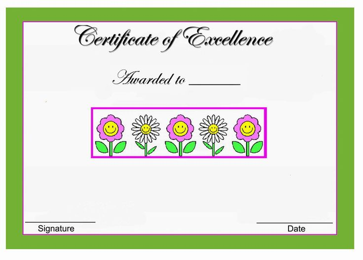 118 best Themed Award Certificates - FREE Printables images on - free award certificates