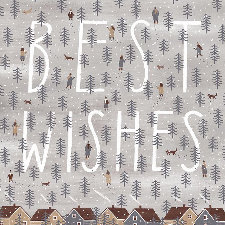 best wishes. by nastia sleptsova