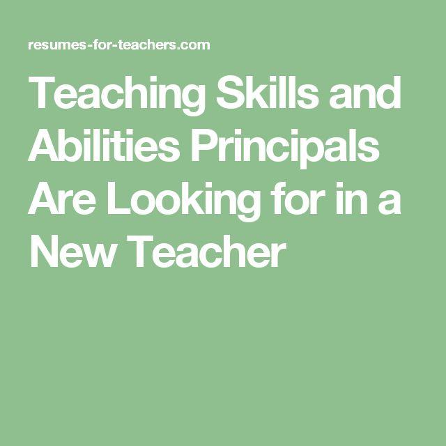 50 best Teaching job tips images on Pinterest Teaching jobs - resumes for new teachers