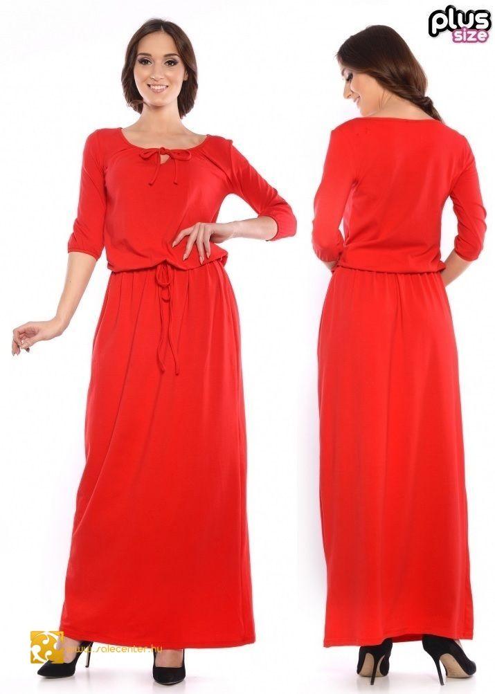 5cd88c99e7 Hosszú maxi ruha 4 színben (S-M,L-XL,2XL-3XL) ekkor: 2019 | Női divat |  Fashion, Dresses és Dresses for work