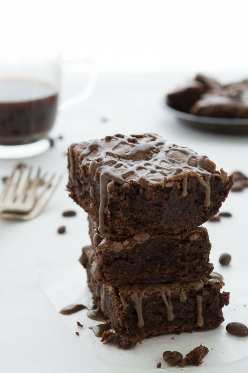 These are AMAZING! If you love the combination of chocolate and espresso, these brownies will quickly become a favorite!