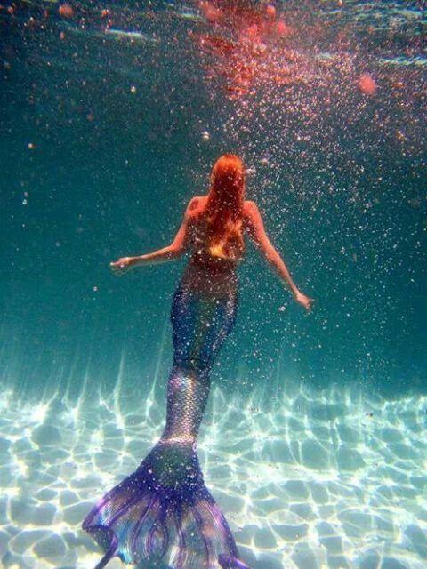 Nice Mermaid..