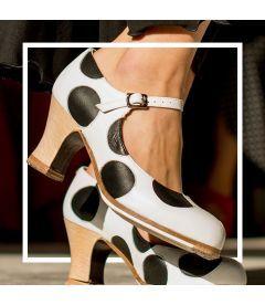 Zapatos de Flamenco Profesionales de MUJER