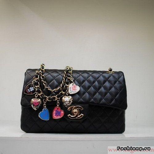 Культовая сумка Chanel 2.55 / шанель сумки фото