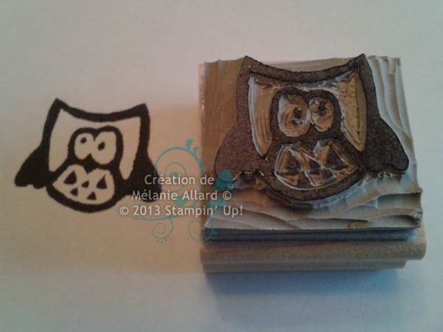 Owl carved by Melanie Allard: Stamps 006, Stamps Stamps, Stampinup Com, Map, Undefined Stamps, Cards, Rubber Stamps