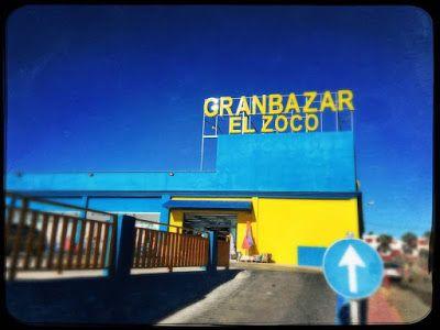 RAMÓN GRAU. Director of Photography: Gran Bazar El Zoco . Torrevieja . Alicante