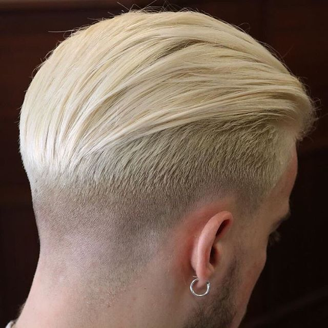 Follow  @menshair.jpg ✔️. Cut by @ryeturton. #4hairpleasure