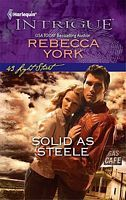 Solid As Steele by Rebecca York - FictionDB