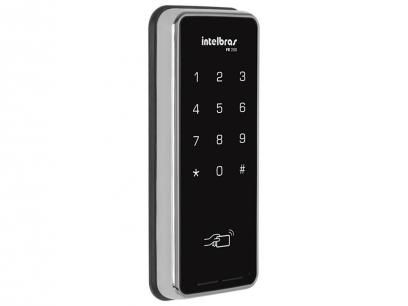 Fechadura Digital Intelbras FR 200 - 2 Opções de Acessos e Teclado Touch com as melhores condições você encontra no Magazine Vrshop. Confira!
