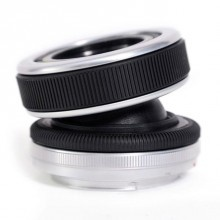 Lensbaby Composer with Double Glass Optic $249.99