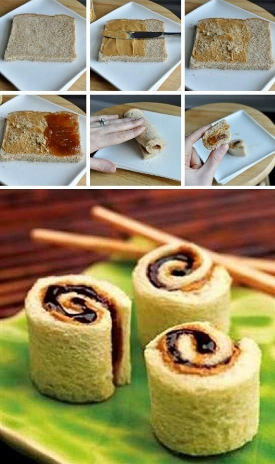 94 best images about fun things for kids on pinterest for Cool food ideas for kids