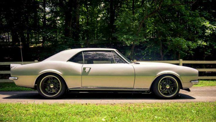 Dale Earnhardt Jr.'s classic Camaros | NASCAR.com