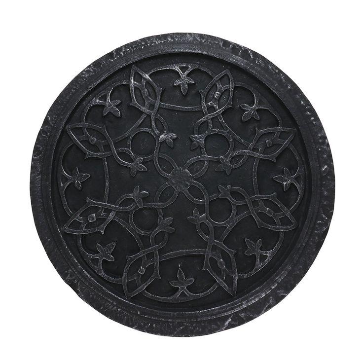 Keltisk trädgårdsplatta gjutform betong plastform