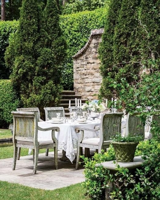 Green Garden Tuinset.Tuinset Met Stoelen Tuin Inspiratie Farmhouse Garden Outdoor